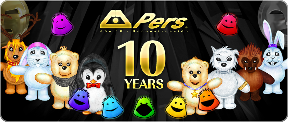 Pers Turns 10!